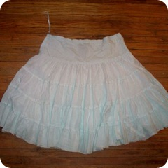 twirl skirt recon - before