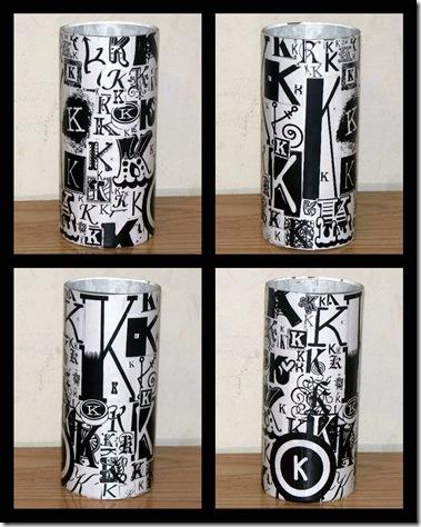 letter jar k