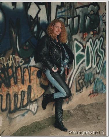senior picture 1993